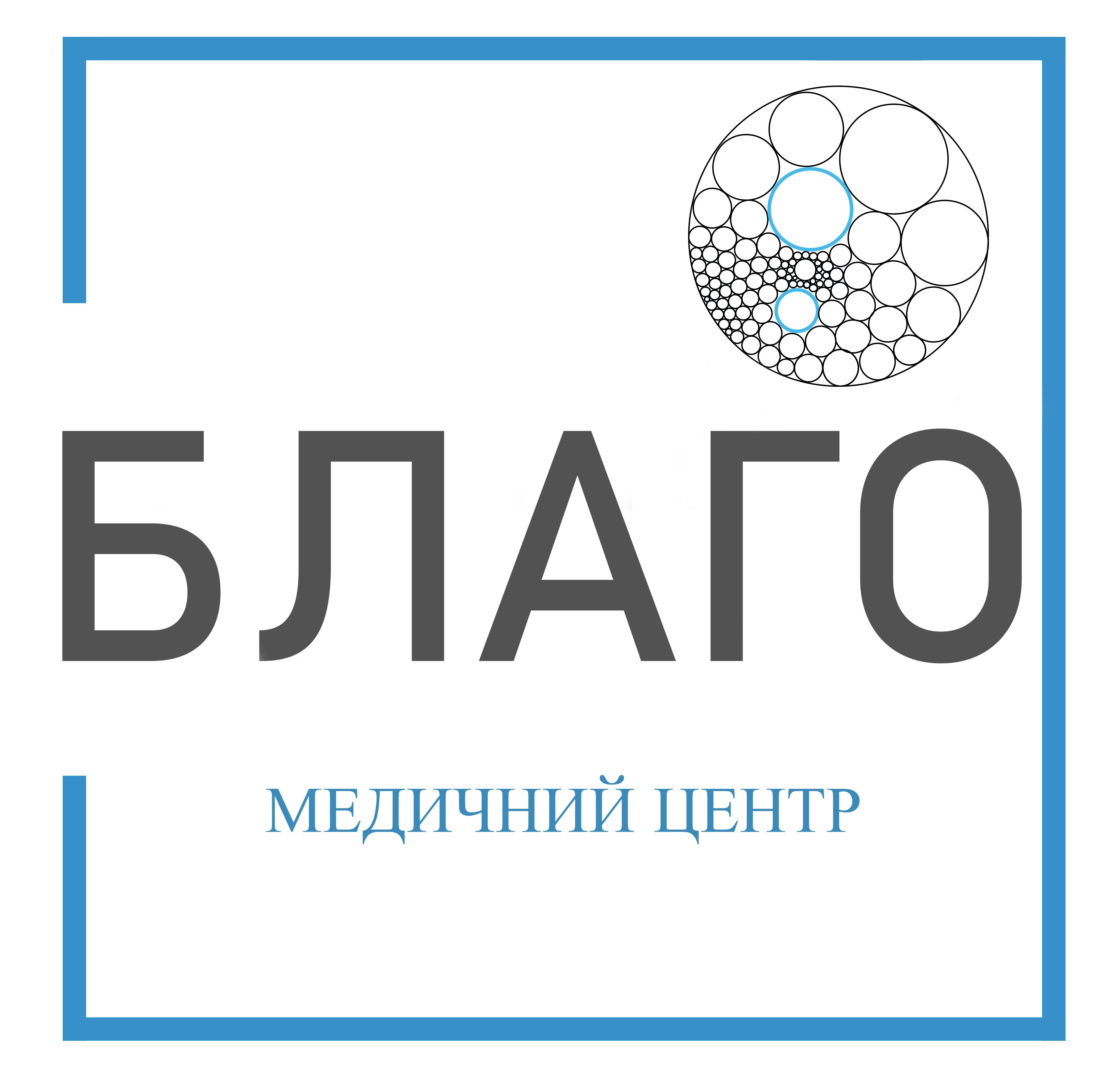 Лого МЦ blue